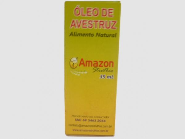 ÓLEO DE AVESTRUZ - 40g