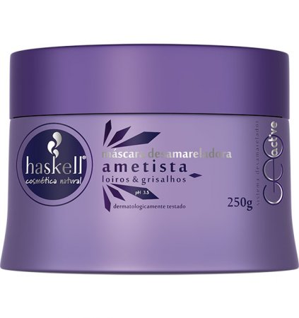 MASCARA HASKELL AMETISTA 250G