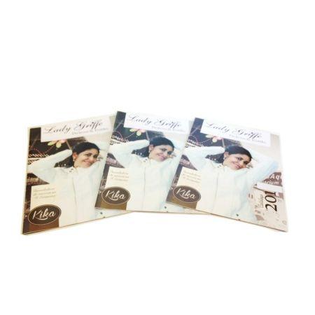 Kit de Catalogo de Perfumes com 3 Unidades