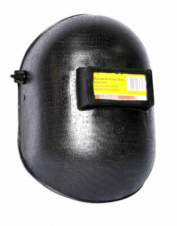 Máscara soldador com visor fixo