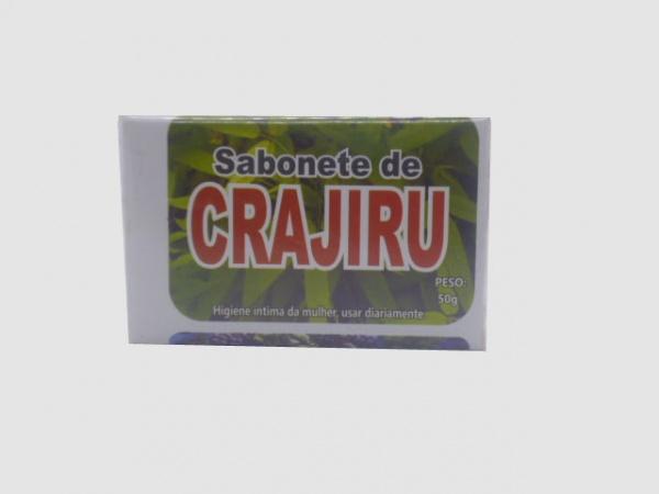 SABONETE DE CRAJIRÚ  - 50g