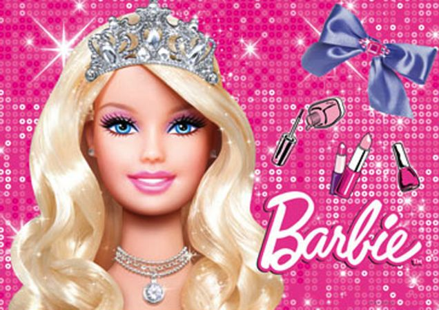 <p><strong>&nbsp;Kit Barbie -&nbsp; Lady Girl</strong></p>