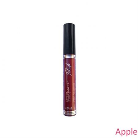Batom Liquido Matte Apple Ricosti 4,5ml