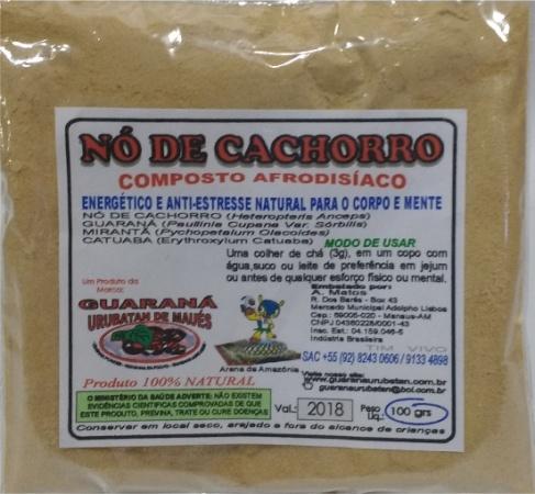 NÓ DE CACHORRO EM PÓ - 100g