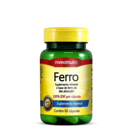 Ferro 100% IDR C/60 Caps