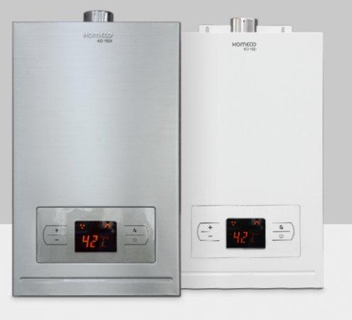 Aquecedor Gas Digital Komeco 20 Litros Inox Gás Gn Ou Glp