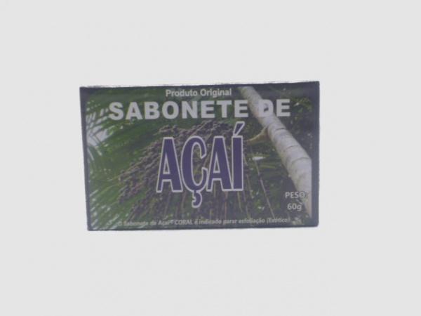 SABONETE DE AÇAÍ - 50g