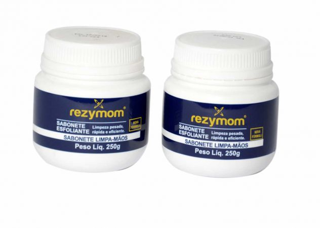Sabonete esfoliante REZYMON, 250g