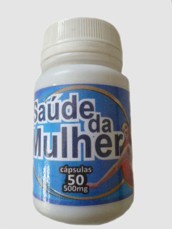CÁPSULA DE SAUDE DA MULHER