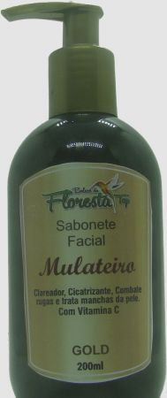 SABONETE FACIAL MULATEIRO 200ML