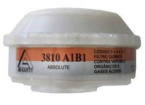 Filtro químico A1B1