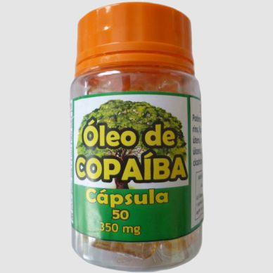 CÁPSULA DE COPAIBA
