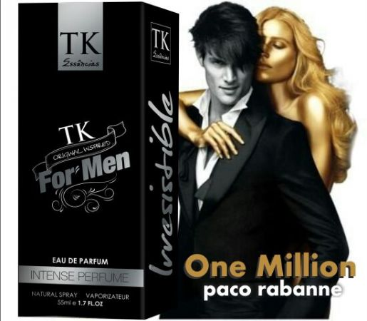 Perfume Classico SK 16 - Inspirado On... Contra Tipo One Million