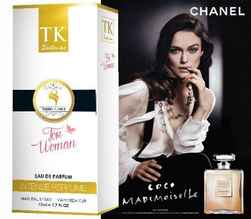 Perfume Classico SK 04 - Inspirado Co... Contra Tipo Coco Chanel