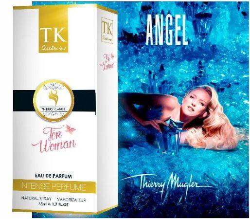 Perfume Classico SK 01 - Inspirado An... Contra Tipo Angel