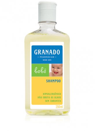 Shampoo Granado Bebe Tradicional 250ml