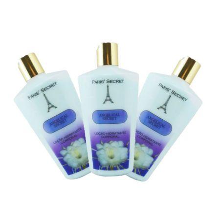 Hidratante Angelical Secret - PS6010 ... Kit 3 unidades Mesma fragrância