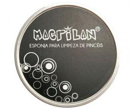Esponja para Limpeza de Pincéis Macrilan CP-05 - Esponja Para Pinceis