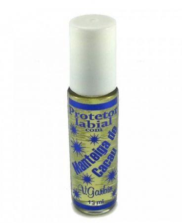 Protetor Labial com Manteiga de Cacau Líquida Rollon V -  15ml