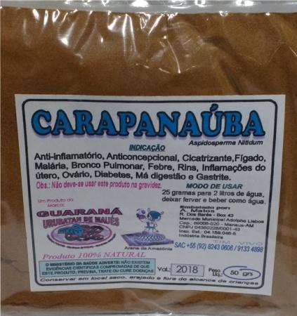 CARAPANAÚBA - 50g