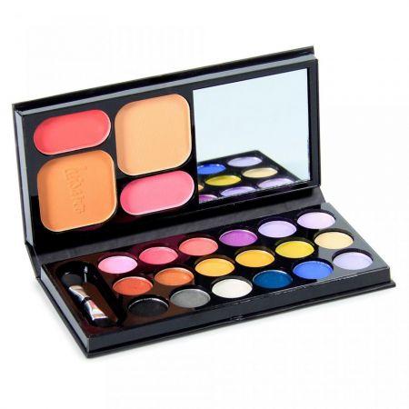 Kit Maquiagem Book Three Luisance L001 Kit de maquiagem