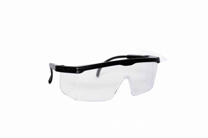 Óculos haste articulada incolor