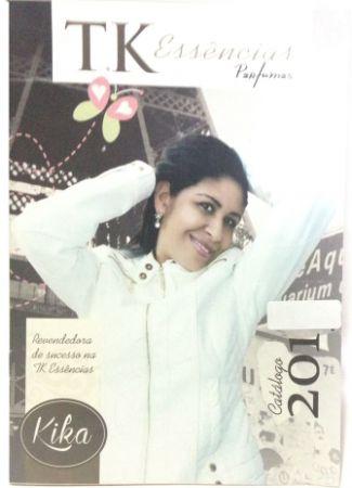 Kit de Catalogo de Perfumes com 5 Unidades