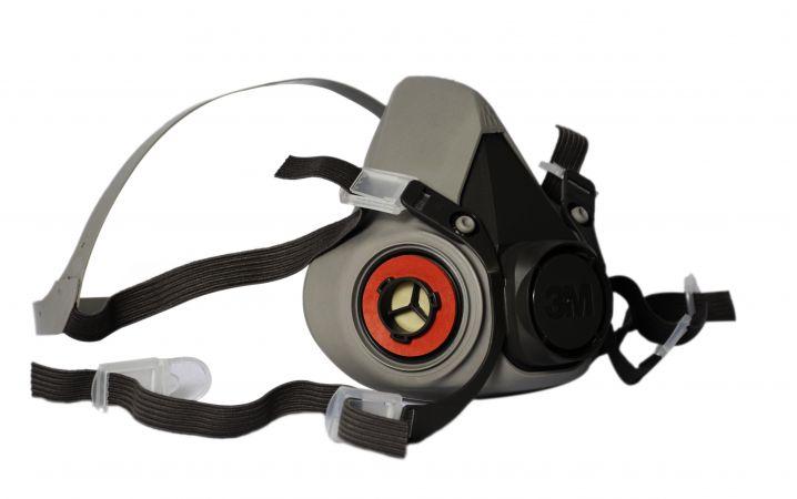 Respirador série 6200 3M