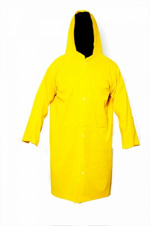 Capa PVC amarela
