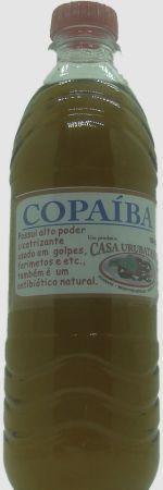 COPAIBA ESCURA óleo de copaíba escura 500ml