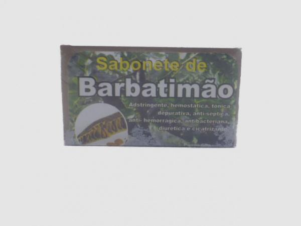 SABONETE DE BARBATIMÃO - 50g