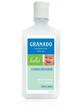 Condicionador Granado Bebe Erva Doce ...