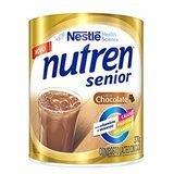 NUTREN SENIOR CHOCOLATE 370G