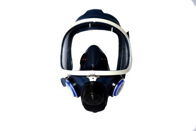 Máscara facial para 2 cartuchos