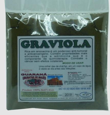 GRAVIOLA - 50g