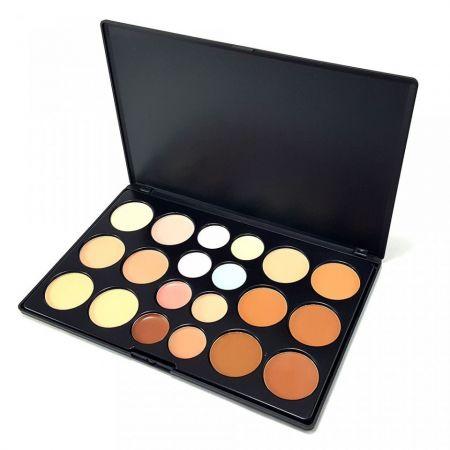 Paleta de Corretivos Full Cover - L776 Paleta de maquiagem