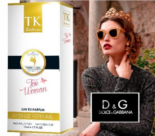 Perfume Classico SK 07 - Inspirado Dolce Gabbana Traditional 55ML Contra Tipo Dolce e Gabbana