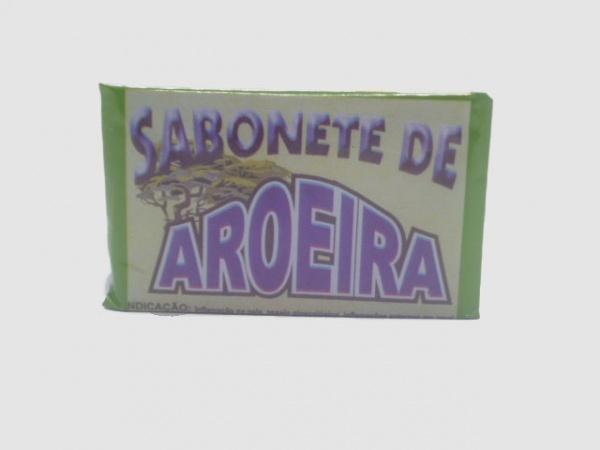 SABONETE DE AROEIRA - 50g