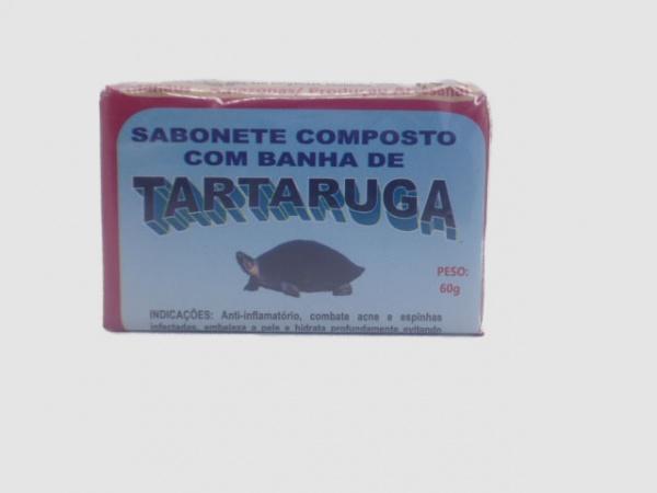 SABONETE DE TARTARUGA - 50g