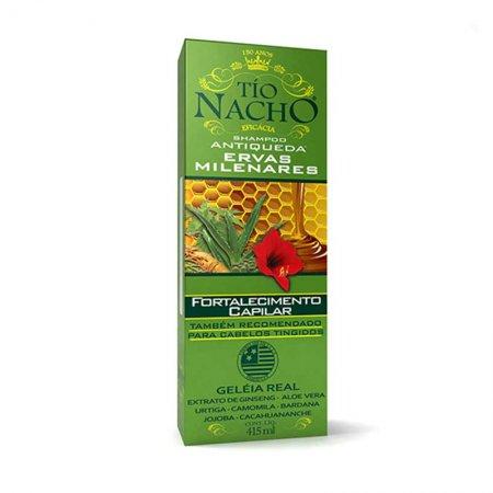 Shampoo Tio Nacho Ervas Milenares 415ml