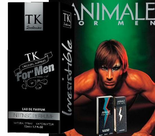 Perfume Classico SK 14 - Inspirado Animale Men 55ML