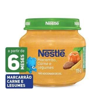 Nestlé Papinha Macarrã...