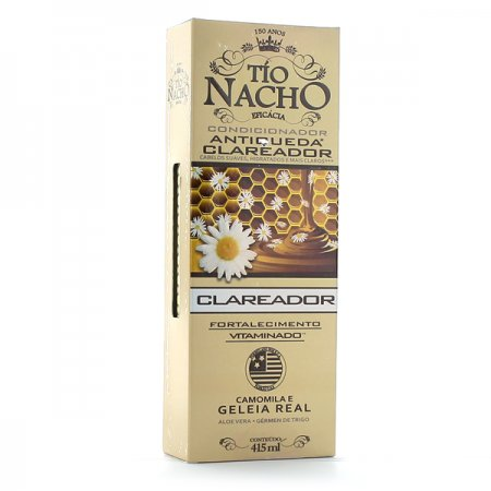 Condicionador Tio Nacho Clareador 415ml