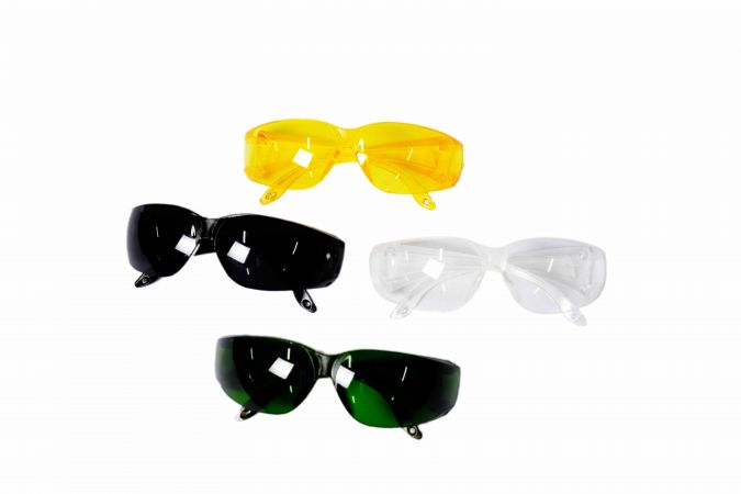 Óculos Leopardo simples diversas cores