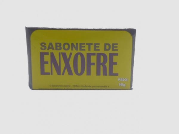 ENXOFRE - 50g