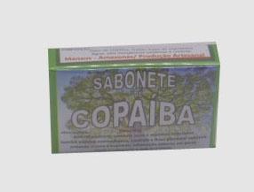 SABONETE DE COPAÍBA - 50g