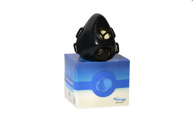 Respirador 1/4 facial com filtro v.o. + g.a.
