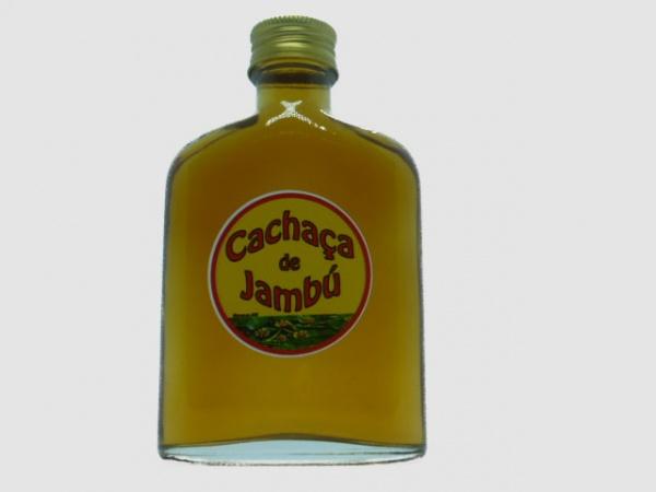 CACHAÇA DE JAMBU -  120ml