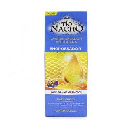 Condicionador Tio Nacho Engrossador 4...