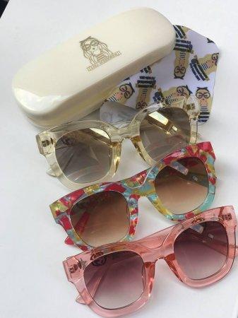 0d5e0741ac78c Oculos de Sol   California Amarelo California